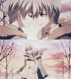 Zero and Ichiru Kiryu From Vampire knight: I put them number 5 on the list of favs of twins. <3