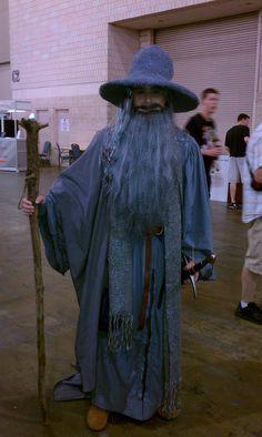 Day 2 - Gandalf the Grey!