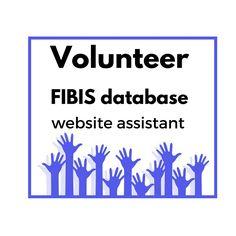 Volunteer FIBIS database website assistant needed