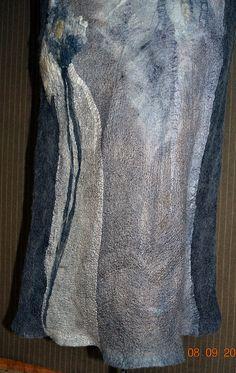 GREY DRESS long