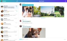 Yahoo Messenger - A revamped messenger for quickly sharing photos, GIFs & Chat Conversation, Network World, Instant Messenger, Instant Messaging, Pictures, Bathroom, Projects, Photos, Washroom