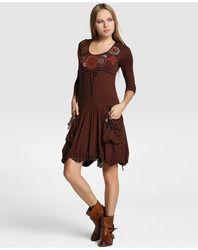Mamatayoe: Unraveling Chocolate Rose Dress