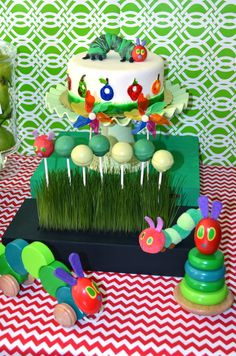 Photo 8 of The Very Hungry Caterpillar, by Eric Carle / Baby Shower/Sip & See Jeniffer & Jeremys Baby Shower! 2nd Baby Showers, Baby Shower Parties, Baby Shower Themes, Shower Party, First Birthday Parties, Birthday Party Themes, First Birthdays, Birthday Ideas, Hungry Caterpillar Food