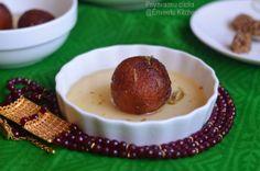 Gulkand Gulab Jamuns   Enveetu Kitchen
