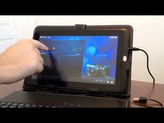PengPod: Linux Tablet: As the tablet arena continues to have new entrants, one could only imagine that it was a matter of time before some bright spark will come up with a linux - a true linux - based tablet. The PengPod boast a 7 and 10 inch tablet. The PengPd700 is the 7-inch, 1GB RAM, 8GB flash speakers, and a bootable Linux SD card. Linux, 10 Inch Tablet, Self Publishing, Sd Card, Geeks, Computer Accessories, Speakers, Digital Camera, Gadgets