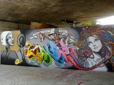 Exposição----Graffiti museu MUBE