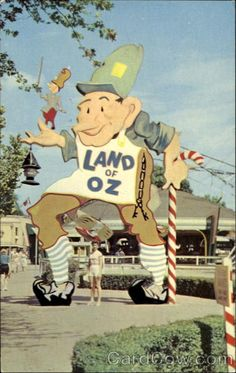 Land Of Oz - Coney Island, Cincinnati Ohio