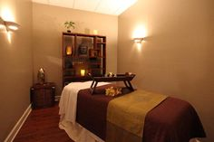 Health+Spa: Massage Room