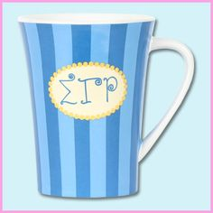 Sigma Gamma Rho Sorority Coffee Mug $10.99