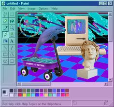 vaporwave backgroundjpeg by soopa46 - photo #1