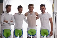 #Outwet underwear for #cannondaleprocycling
