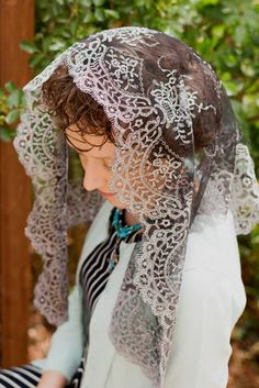 Authentic Spanish Seville Mantillas - Veils by Lily