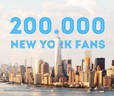 Concurso por los 200.000 fans de Loving New York