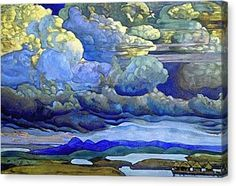 Image result for nicholas roerich paintings