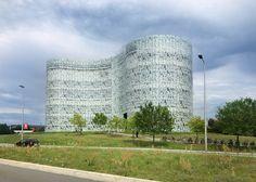 Galeria de Clássicos da Arquitetura: Biblioteca da Universidade de Cottbus / Herzog & de Meuron - 15