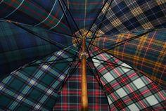 Tartan Plaid Umbrella