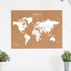 New look glitter world map cork board flight school offert par ma petite soeur anniversaire 2016 gumiabroncs Choice Image