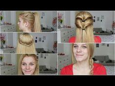 Easy hair #FollowAnna #youtube