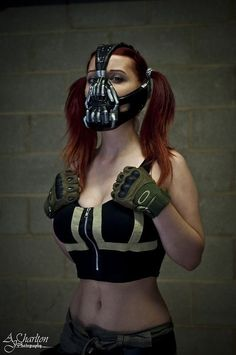 Lady Bane Cosplay   Awesome Cosplay   Pinterest   Bane cosplay Cosplay and Rule 63 & Lady Bane Cosplay   Awesome Cosplay   Pinterest   Bane cosplay ...