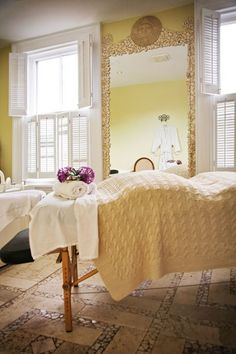 Beautiful Massage Room!  Come to Fulcher's Therapeutic Massage in Imlay City, MI and Lapeer, MI for all of your massage needs!  Call (810) 724-0996 or (810) 664-8852 respectively for more information or visit our website lapeermassage.com!