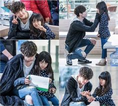Lee Jong Suk shows his caring side for child actress Kim Ji Young on the set of 'Doctor Stranger' | http://www.allkpop.com/article/2014/05/lee-jong-suk-shows-his-caring-side-for-child-actress-kim-ji-young-on-the-set-of-doctor-stranger
