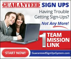 My Paying Ads, guaranteed sign-ups system