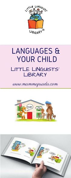 Little Linguists Library – Learn a Language with your Child Do you have children learning languages at school? Or do you have little ones who you would like to give a head start at a second language… French Learning Books, Learning Spanish, Teaching Kids, Kids Learning, Learn Another Language, Second Language, English Language, Student Info, Little Library