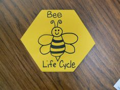 Make Busy Buzzy Bee Books to learn about bee