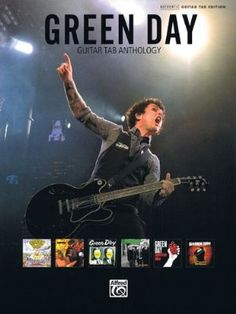 Green Day Guitar Tab Anthology Authentic Guitar Tab Edition Book (Authentic Guitar-Tab Editions):Amazon:Books