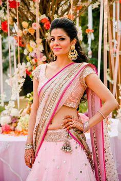 #Lovely #Long #Earrings #Gold #Diamond #Jewellery #India #KuberBox