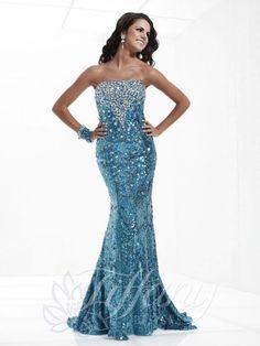 Tiffany 16761 at Prom Dress Shop