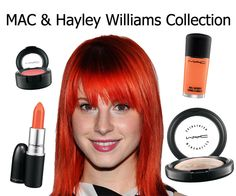MAC & Hayley Williams Collection
