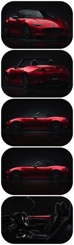 Mazda MX-5 to debut at Paris Motor Show