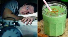 Un smoothie délicieux et sain qui lutte contre les insomnies