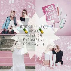 Looking for filters to use for your pink theme Instagram feed? On this article you will find what you're looking for. Use these VSCO Cam filter settings to achieve pink Instagram feed and show the girly side in you! 20VSCO Cam Filter Settingsto achievethe pinkInstagram theme! 1.Filter LV3 (+8) by passionfilters 2. Filter M6 by … … Continue reading →