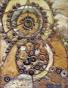 textural paintings