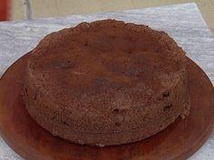 Pasteles Decorados   Bizcochuelo básico de chocolate   Utilisima.com