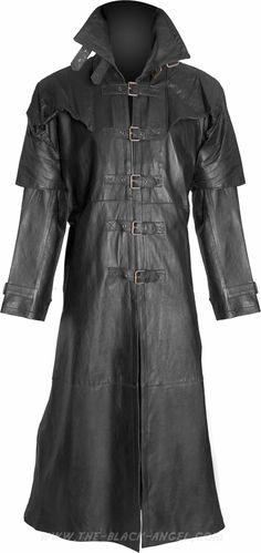 9a0333bf8fe Gothic clothing shop  men s jackets   leather coats - The Black Angel