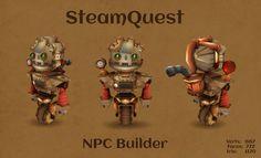 NPC builder by Rejke