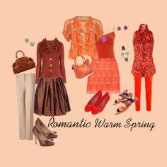 Romantic Warm Spring