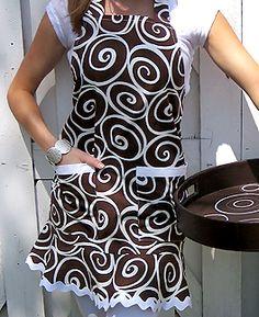 hip hostess - darling aprons here!