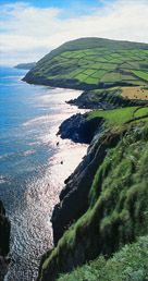 Ireland.  The South of Ireland.  So beautiful. Must. Go. Back.