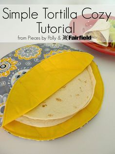 My favorite hand-made Christmas gifts are the the ones that can be used all year long, like this simple Tortilla Cozy. We eat tacos and fajitas at our house at least once a weeks, so this is a necessity for keeping tortillas warm after coming out of the microwave. The tortilla cozy is fast and [...]