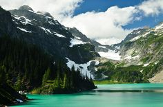 Blanca Lake, Stevens Pass, Washington