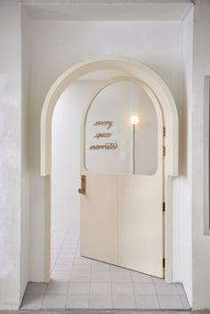 The Space — Studio FortyFour Design Café, Door Design, House Design, Menu Design, Interior Design Singapore, Restaurant Interior Design, Modern Restaurant, Coffee Shop Interior Design, Design Interior