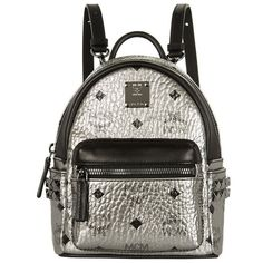 3c27cf95b1e4f MCM X-Mini Stark Backpack ( 645) ❤ liked on Polyvore featuring bags