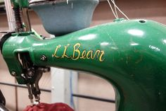 Making Boots with LL Bean in Freeport, Maine - Video Freeport Maine, Llbean, Vintage Sewing Machines, Road Trip, Boots, Outdoors, History, Random, Green