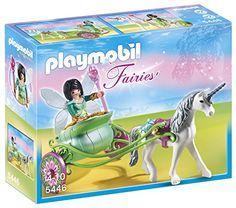 Playmobil Hadas - Carruaje con unicornio y hada (5446) Playmobil http://www.amazon.es/dp/B00A30Z4YY/ref=cm_sw_r_pi_dp_eOWuwb0CJC4XF