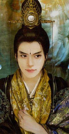 The Emperor - China Tarot