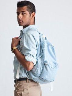 62c3f32dafedb denim backpack  i want it. Denim Backpack